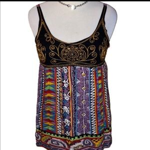 urban Outfitters, Angie, Boho Tribal Tank. Large.